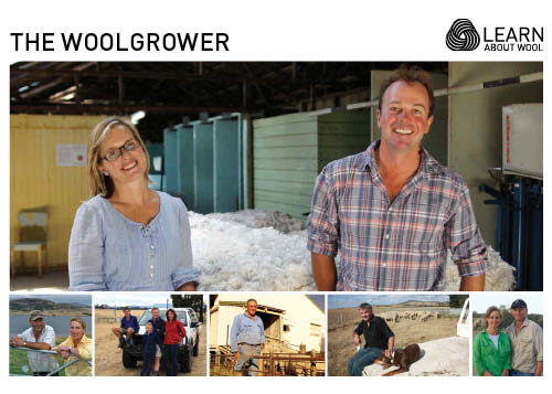 The woolgrower